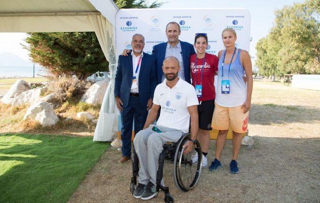 Όμιλος ΕΛΠΕ: Υπερήφανος Χρυσός Χορηγός στους «2ους Μεσογειακούς Παράκτιους Αγώνες – Πάτρα 2019»