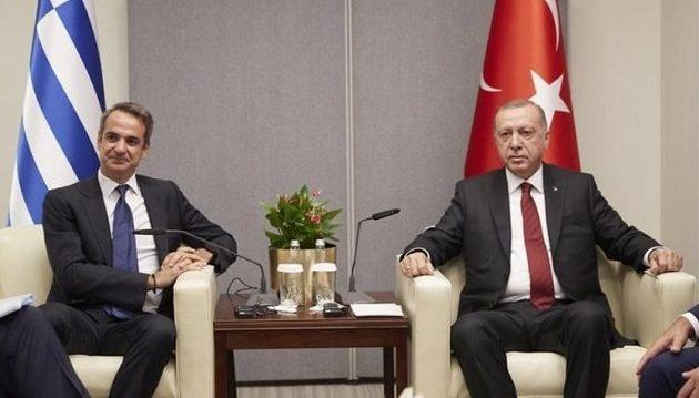 Γερμανικό ΥΠΕΞ: Ο διάλογος Ελλάδας-Τουρκίας θα αφορά μόνον θαλάσσιες ζώνες