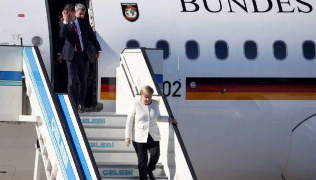 Με τέσσερα διαφορετικά αεροπλάνα οι Γερμανοί στον ΟΗΕ – Τσακωμένοι μεταξύ τους και ασυντόνιστοι
