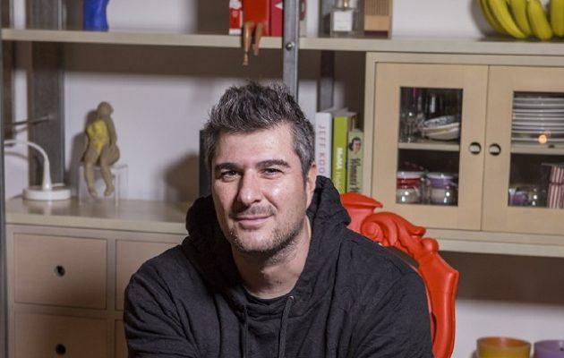 Έδιωξαν από τον ΑΝΤ1 τον στιχουργό Νίκο Μωραΐτη γιατί ψήφισε… ΣΥΡΙΖΑ