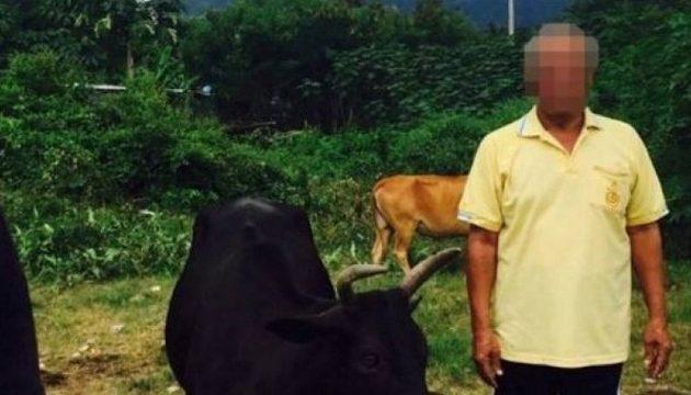 68χρονος το «έκανε» με αγελάδα – «Μου είπαν ότι είναι ωραίο»