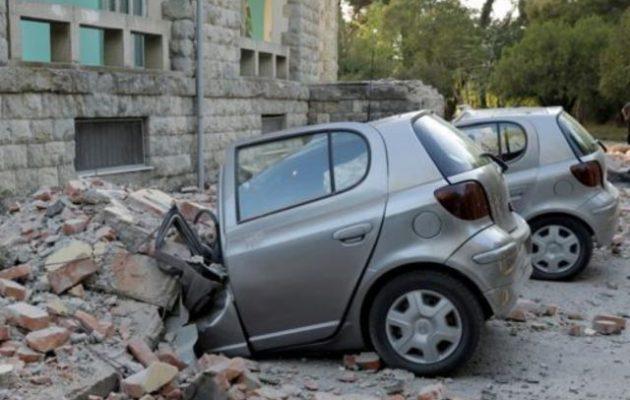 Στην Αλβανία επικράτησε πανικός από τον σεισμό – Τρόμος σε ακτίνα 250 χλμ
