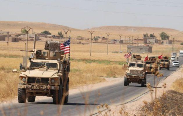 ΥΠΕΞ Συρίας: Η κοινή περιπολία ΗΠΑ-Τουρκίας παραβιάζει την εδαφική μας ακεραιότητα