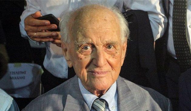 Τι έγραψε ο Λιβάνης για τον Παπανδρέου μια εβδομάδα πριν πεθάνει