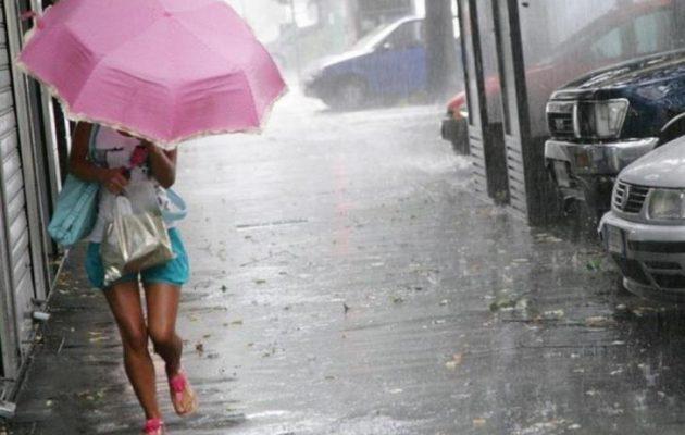 Χαλάει ο καιρός την Πέμπτη – Βροχές και καταιγίδες