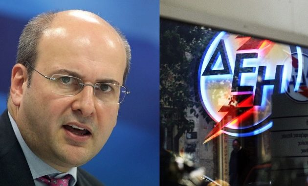 Ο Χατζηδάκης κατηγορεί τον ΣΥΡΙΖΑ για «ψέμματα» για τη ΔΕΗ