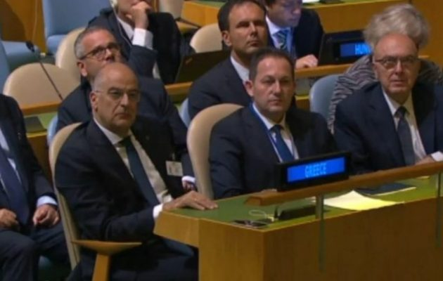 Νίκος Δένδιας: Η Ελλάδα έχει ρόλο σε Λιβύη και Συρία – Από Εύξεινο Πόντο έως Αν. Μεσόγειο