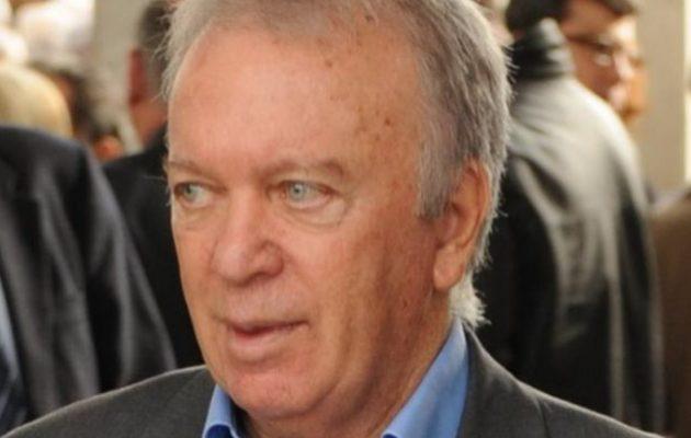 Πέθανε ο Δημήτρης Ρίζος – Εκδότης και δημοσιογράφος