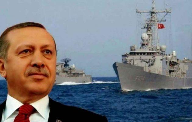 Πολεμικό μήνυμα Ερντογάν: Θα είμαστε ισχυροί στη Μεσόγειο θάλασσα