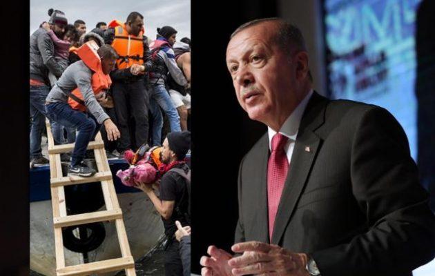 Το τουρκικό ΥΠΕΞ εκβιάζει στο Twitter την ΕΕ: Εάν δεν μας δώσετε ό,τι θέλουμε δεν θα έχετε ειρήνη και σταθερότητα