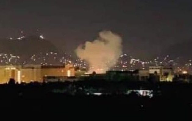 Ρουκέτα έπληξε το υπουργείο Άμυνας του Αφγανιστάν κοντά στην Αμερικανική Πρεσβεία