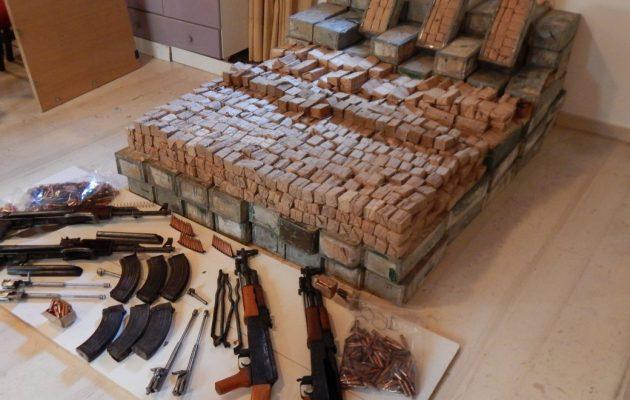 Κρήτη: Εξαρθρώθηκε κύκλωμα εμπορίας όπλων από την Αλβανία