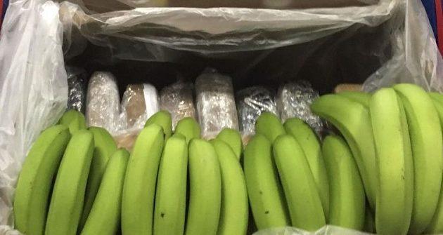 Πειραιάς: Σε κοντέινερς με μπανάνες βρέθηκαν μεγάλες ποσότητες κοκαΐνης