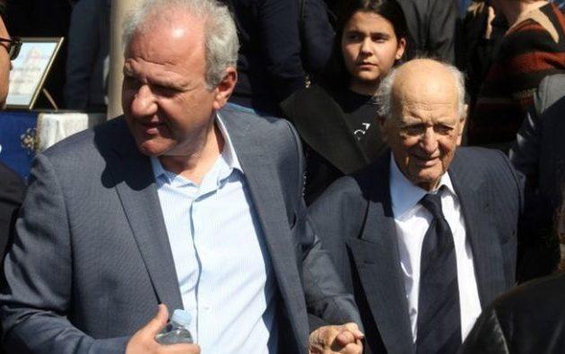 Συγκίνησε ο Ηλίας Λιβάνης: «Ο πατέρας μου ήταν φορέας της Αλλαγής με τη στάση ζωής του»