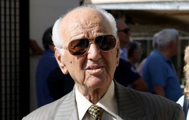 Κυρ. Μητσοτάκης: «Ο Αντ. Λιβάνης άφησε το δικό του ξεχωριστό αποτύπωμα στην πολιτική ζωή της χώρας»
