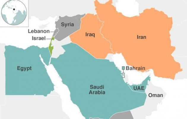 Δείτε πώς είναι τα στρατόπεδα στη Μέση Ανατολή – Πώς εμπλέκεται η Ελλάδα
