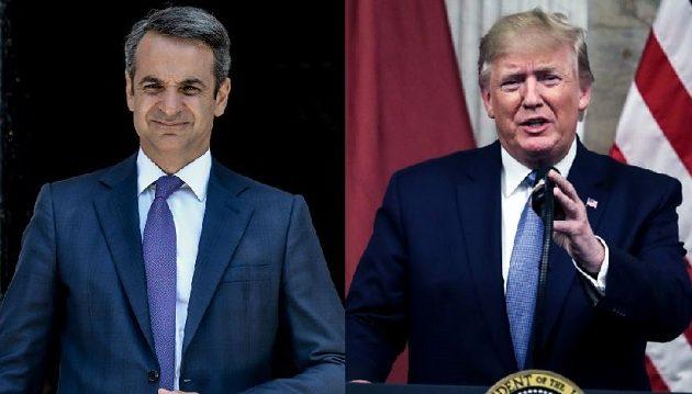 «Κλειδώνει» συνάντηση Μητσοτάκη-Τραμπ – Πότε θα γίνει