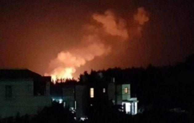 Εκρήξεις σε αποθήκη πυρομαχικών στα Κατεχόμενα της Κύπρου