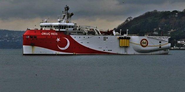 Τουρκικά «παιχνίδια» με το Oruc Reis: Η πρεσβεία στην Ουάσιγκτον ανακοίνωσε ότι ξεκίνησε έρευνες