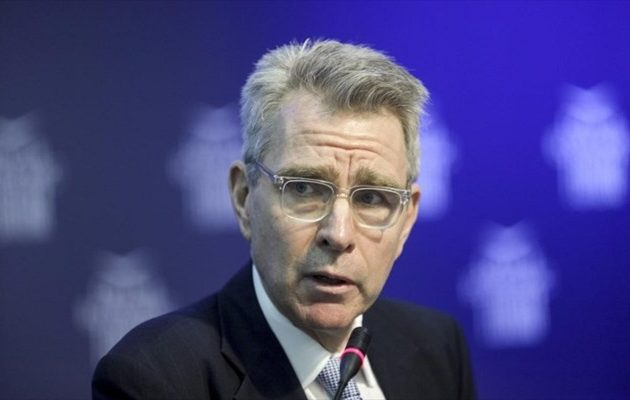Πάιατ: Έχουμε εκφράσει στον Ερντογάν την ανησυχία για τις δραστηριότητες του Oruc Reis