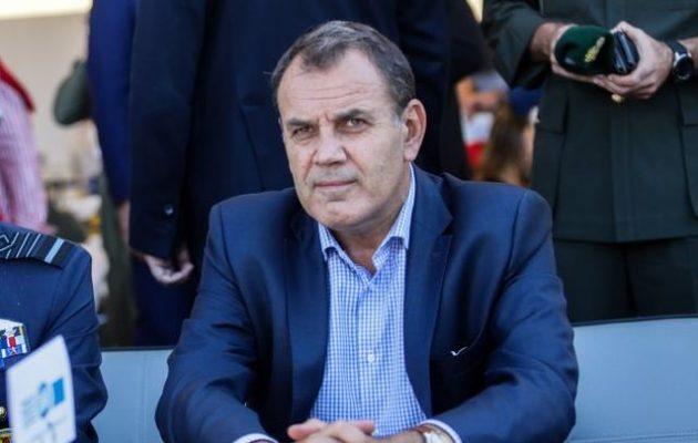 Ο Παναγιωτόπουλος είναι ακόμα υπ. Άμυνας; Δήλωσε: «Το πρόβλημα (με την Τουρκία) δεν είναι φοβερό»