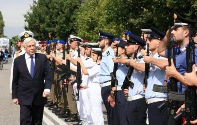 Μήνυμα Παυλόπουλου στην Τουρκία από το Ρίμινι: Η Ελλάδα θεωρεί αυτονόητη τη στήριξη των συμμάχων της
