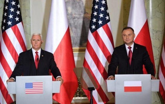 Αντιπρόεδρος ΗΠΑ: Είμαστε σε επαγρύπνηση για την Ρωσία