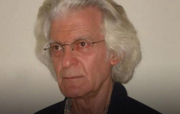 Πέθανε ο δημοσιογράφος Αλέξανδρος Οικονομίδης