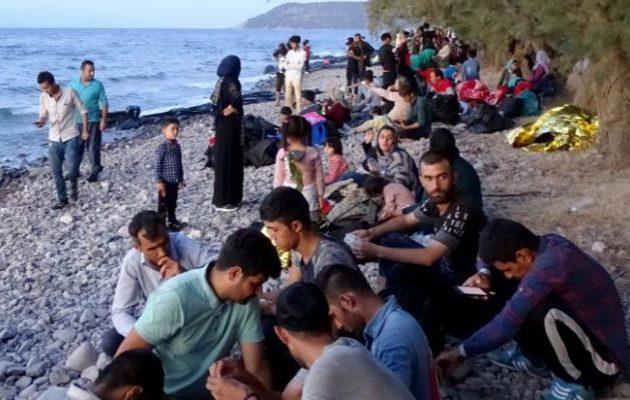 Ο Ερντογάν «ξεφορτώνει» μετανάστες στα νησιά μας – 2.292 από Δευτέρα έως Παρασκευή μεσημέρι