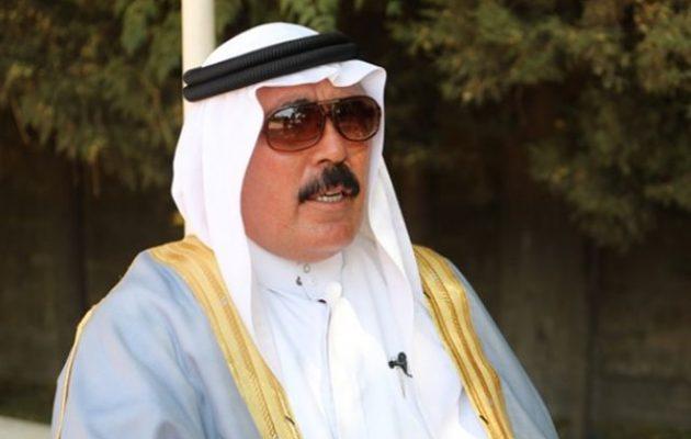 Χουσεΐν Αλ Σαντάτ: Καμία αραβική φυλή δεν υποστηρίζει τουρκική κατοχή στη βόρεια Συρία