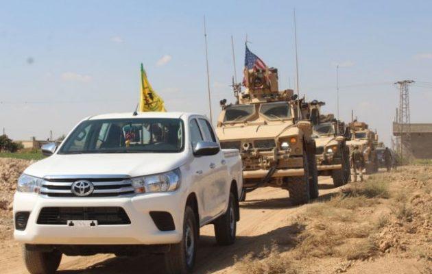 Πεντάγωνο: Συνεχίζουμε να εξοπλίζουμε τους Κούρδους της Συρίας