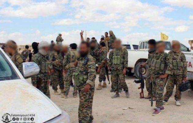 Αγνώστου ταυτότητας αεροσκάφος βομβάρδισε Σύρους και Ιρανούς στρατιώτες στη Συρία