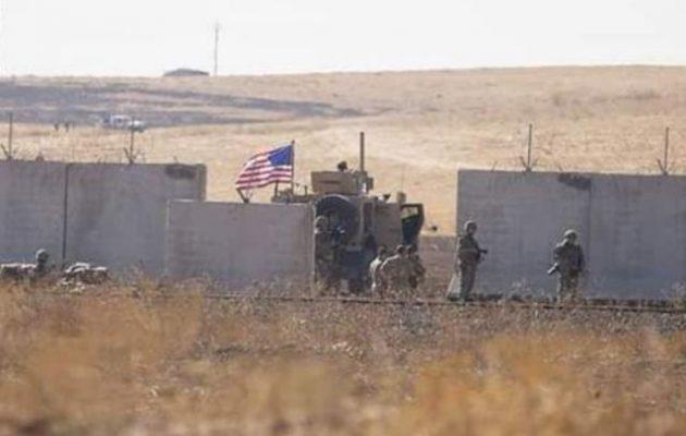 Πρώτη κοινή περιπολία ΗΠΑ-Τουρκίας ανατολικά του Ευφράτη στη βόρεια Συρία