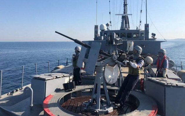 Ξεκίνησε την άσκηση «Αποφασιστικότητα 19» το τουρκικό Πολεμικό Ναυτικό