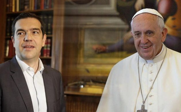 Τον Πάπα θα συναντήσει το Σάββατο ο Αλέξης Τσίπρας