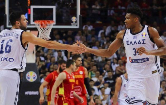 Μουντομπάσκετ: Άνετος περίπατος για την Εθνική 85-60 το Μαυροβούνιο