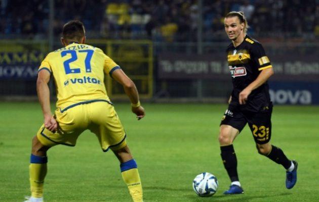 Super League: Η ΑΕΚ νίκησε μέσα στην Τρίπολη 3-2 τον Αστέρα