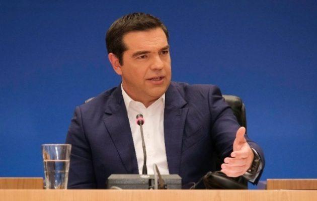 Τσίπρας: Η ΔΕΘ είναι ένα μεγάλο πολιτικό, οικονομικό και εμπορικό γεγονός