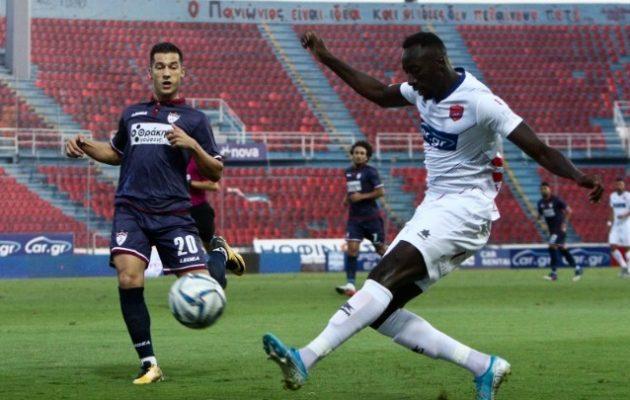 Super League: Πρώτη νίκη για τον Πανιώνιο 1-0 τη Λάρισα
