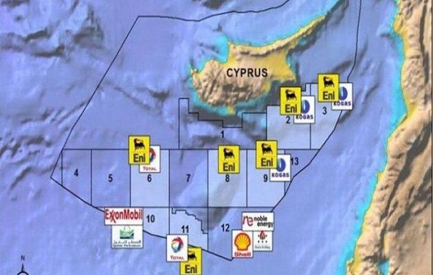 Προκαλεί η Άγκυρα και βαφτίζει τουρκική υφαλοκρηπίδα την κυπριακή ΑΟΖ