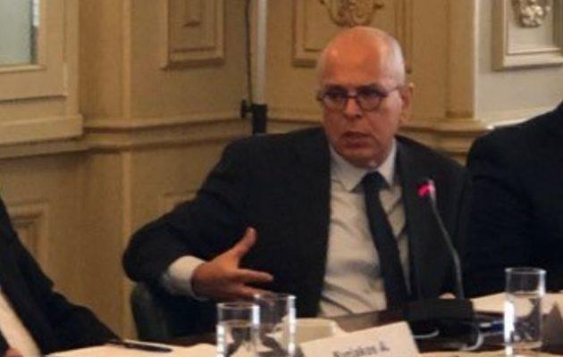 Νέος πρεσβευτής του Ισραήλ στην Αθήνα ο Γιόσι Αμράνι