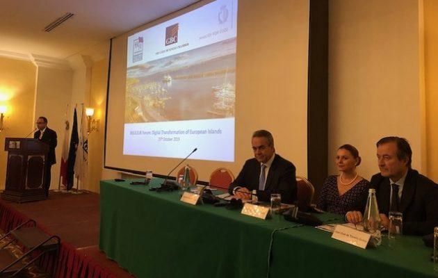 Μίχαλος: Ανάγκη διαμόρφωσης μιας ευρύτερης ψηφιακής στρατηγικής για τα Ευρωπαϊκά νησιά