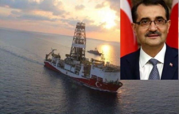 Τούρκος υπ. Ενέργειας: Το Γιαβούζ έφτασε στον στόχο του – Σύντομα θα ξεκινήσει η γεώτρηση