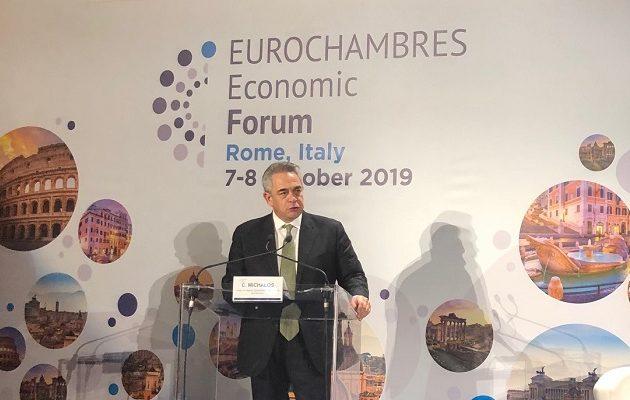 Παρέμβαση Μίχαλου στα Ευρωεπιμελητήρια για την τουρκική προκλητικότητα