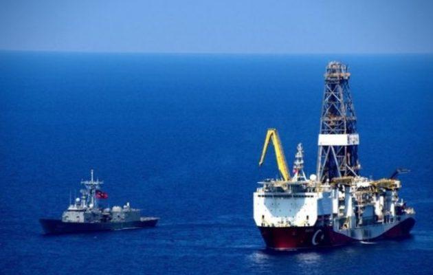 Οι Τούρκοι κλιμακώνουν ξανά τις έκνομες ενέργειες στην κυπριακή ΑΟΖ