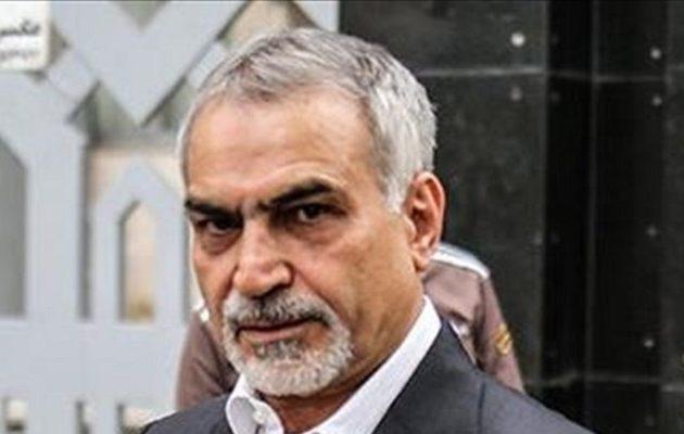 Στη φυλακή για διαφθορά ο αδελφός του Ιρανού προέδρου Χασάν Ροχανί