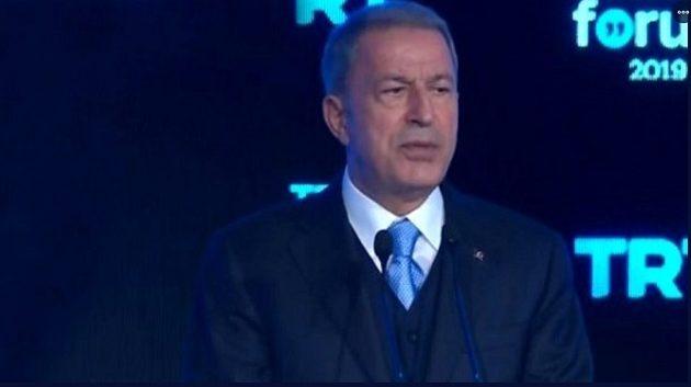 Ακάρ: Δεν αποσύρουμε το Πολεμικό μας Ναυτικό από την ανατ. Μεσόγειο