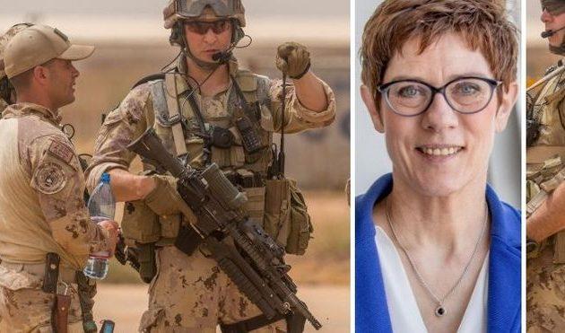 Η Γερμανία προτείνει (εκ των υστέρων) στο ΝΑΤΟ διεθνώς ελεγχόμενη «ζώνη ασφαλείας» στη Συρία