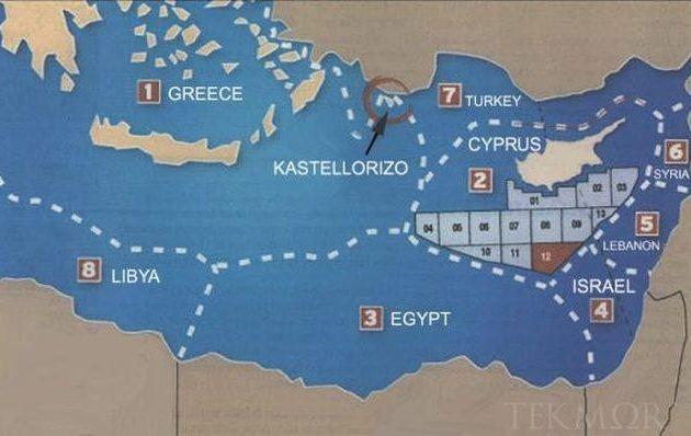 Οι Γερμανοί θεωρούν «μαξιμαλισμό» την κοινή και εφαπτόμενη ΑΟΖ Ελλάδας-Κύπρου