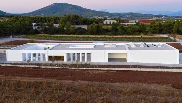 Σε λειτουργία το πρώτο αποτεφρωτήριο στην Ελλάδα (φωτο)